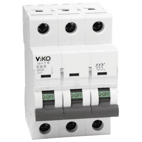 Автоматичний вимикач  Vi-ko 3п 40А