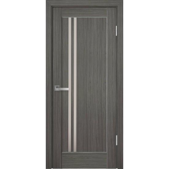 "Двері ПВХ ""Делла"" 80 грей"