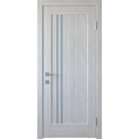 Міжкімнатні двері Новий Стиль ПВХ Делла 900 мм  ясен