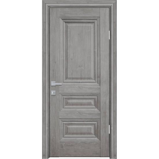 Міжкімнатні двері Новий Стиль ЕкоВуд Каміла 800 мм  горіх скандинавський глухі