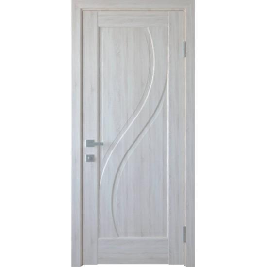Міжкімнатні двері Новий Стиль ПВХ Пріма 700 мм  ясен