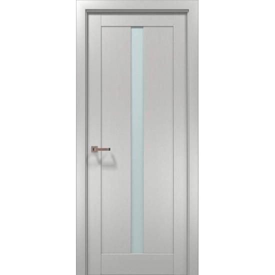 Дверь OPTIMA-03 (810*2000*40) Клен белый