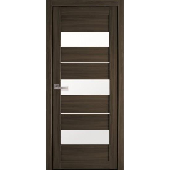 Міжкімнатні двері Новий Стиль Екошпон Лилу 900 мм сандал