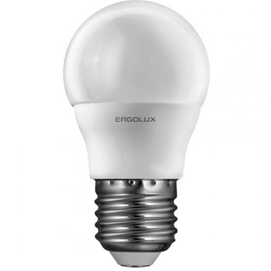 Лампа світлодіодна шарик  LED G-45-7W-Y-E27 3000K 7W