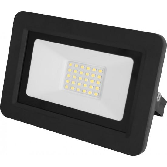 Прожектор світлодіодний  e.led .flood.30.6500, 30Вт,6500К