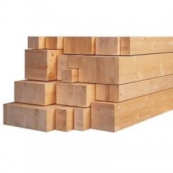 Брус деревяний 50х150х4500 (м3 = 29,5шт)