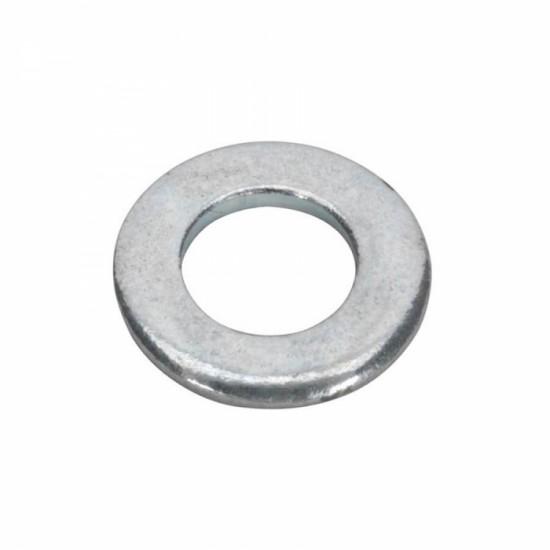Шайба пласка, DIN 125, оцинкована, М10