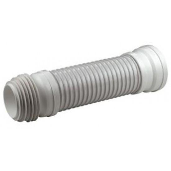 Гофра для унітазу (230-570мм розтяжка)