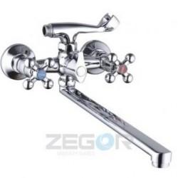 Змішувач ZEGOR для ванной DTZ  А827