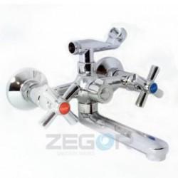 Змішувач ZEGOR для ванной  DST-A827