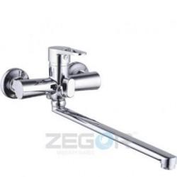 Змішувач ZEGOR для ванної евро PUD7-A045