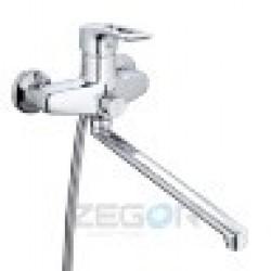 Змішувач ZEGOR для ванної евро NVL А180