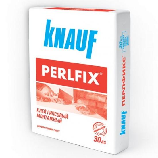 Клей ля гіпсокартону Perlfix Кнауф 30 кг