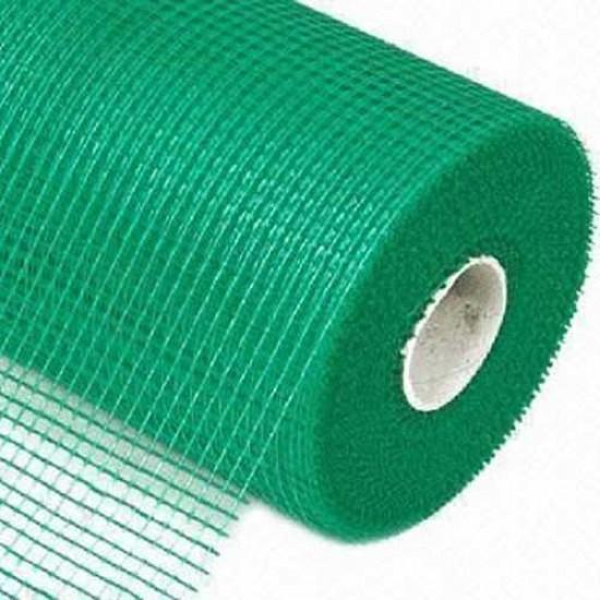 Склосітка Фасадна Mesh 145 пл Зелена  48 шт/пал