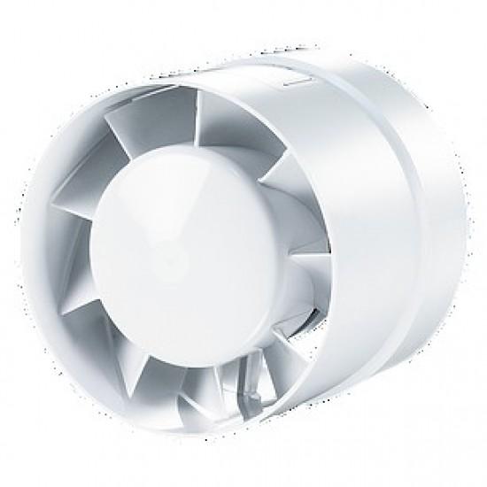 Вентилятор осьовий побутової Домовент 125 С1в